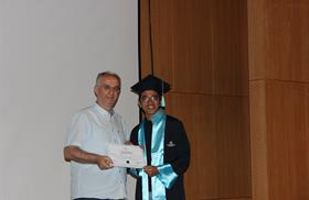 IMU TOMER PRODUCES ITS FIRST GRADUATES