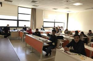 2020-2021 Fall Term Turkish Courses Receive Great Interest at IMU TOMER