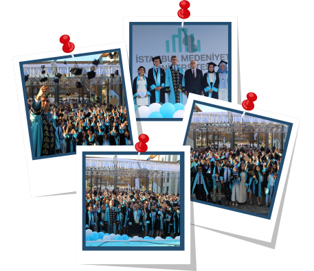 IMU's First Graduation Ceremony